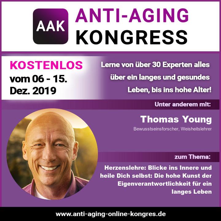 anti aging online kongress 2019