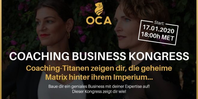 Coaching Business Kongress 2020