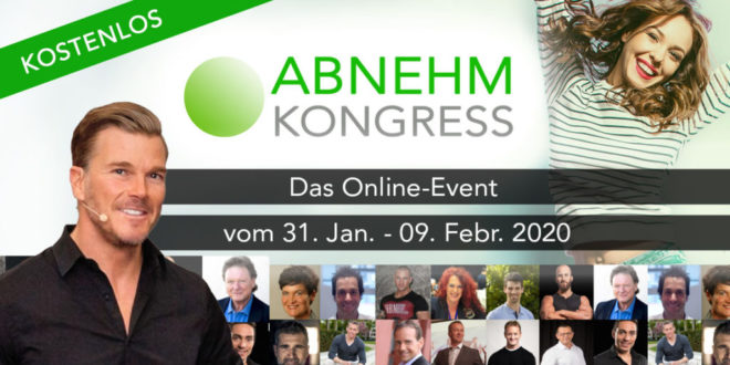 Online Abnehm kongress 2020