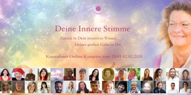 deine innere stimme Online-kongress 2020