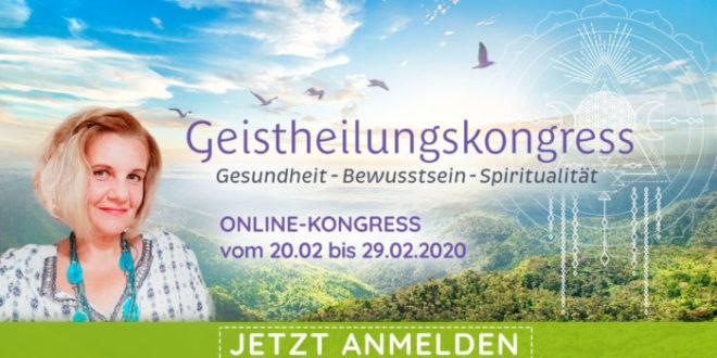 geistheilungskongress 2020