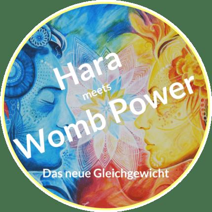 hara meets womb power Das neue Gleichgewicht