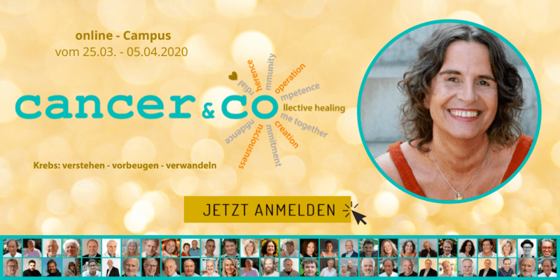 Bettina Flossmann cancer co Krebes Online Kongress 2020