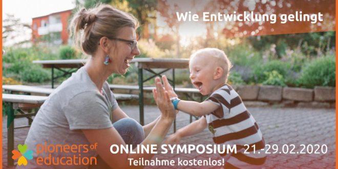 Pioneers of Education Online Symposium 2020