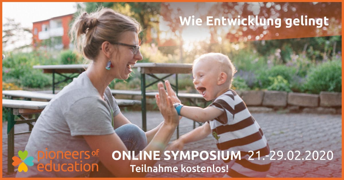 Pioneers of Education Online Symposium 2020