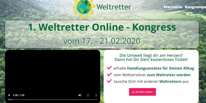 weltretter online-kongress 2020