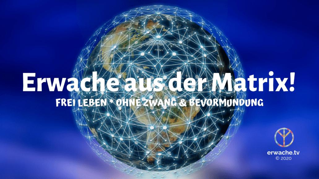 Erwache aus der Matrix Online-Bewusstseins-Tage 2020