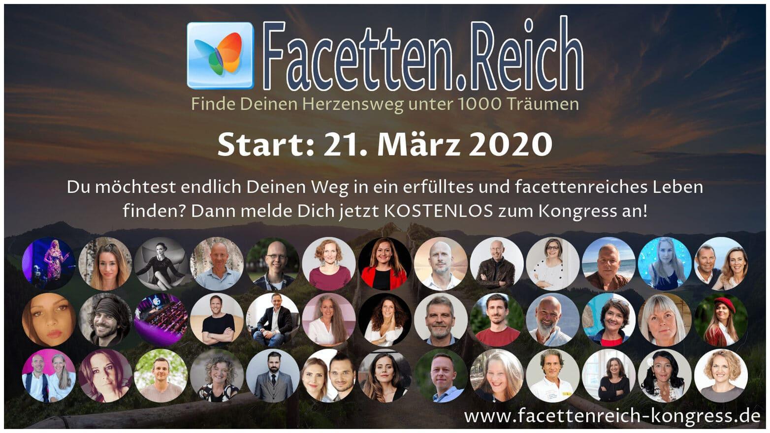 Facetten.Reich Online-Kongress 2020