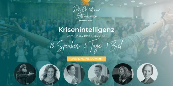 Krisen Intelligenz Online-Summit