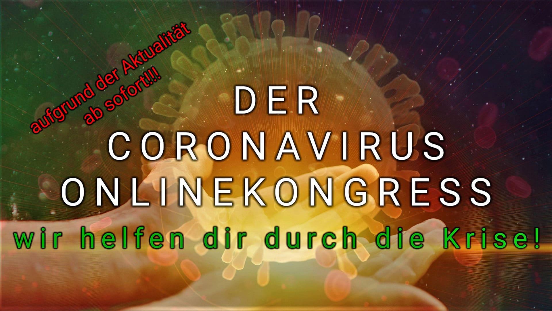 Coronavirus Online-Kongress 2020
