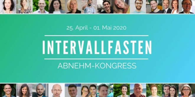 Intervallfasten Abnehm-Kongress 2020