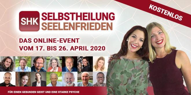 Selbstheilungs Seelenfrieden Online-Kongress 2020
