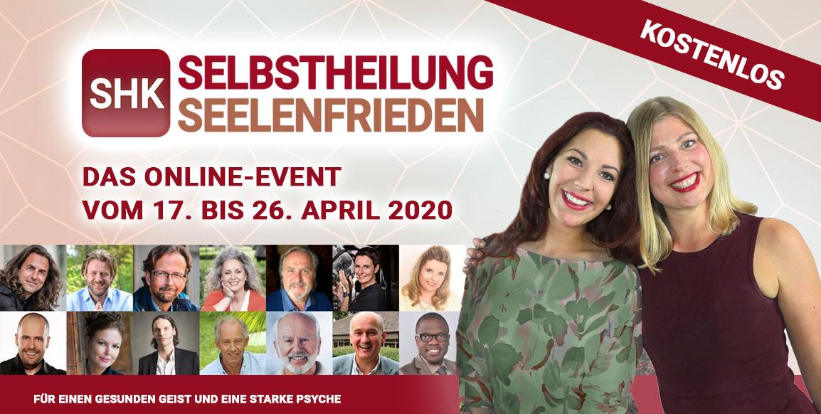 Selbstheilungs & Seelenfrieden Online-Kongress 2020