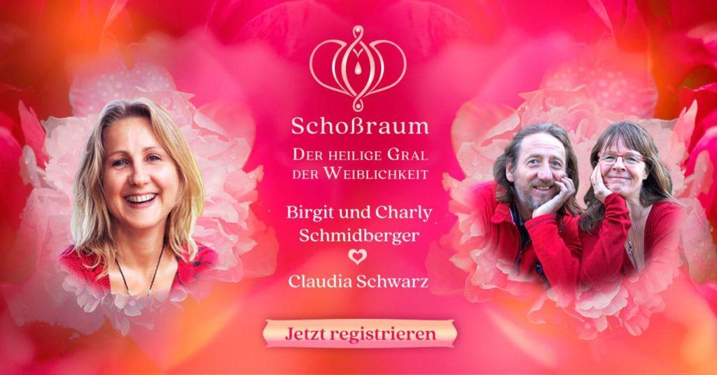 Birgit und Charly Schmidberger