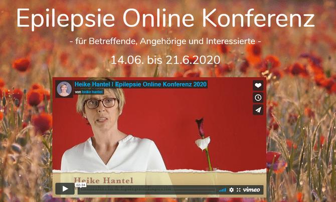Epilepsie-Online-Konferenz