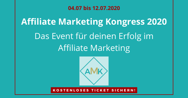 Affiliate Marketing Kongress