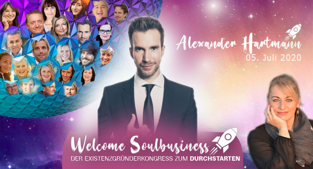 Alexander-Hartmann Welcome Soulbusiness online-kongress