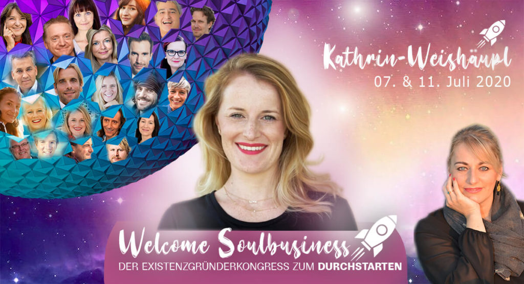 Katrin-Weishäupl Welcome Soulbusiness online-kongress