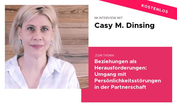 Casy M. Dinsing