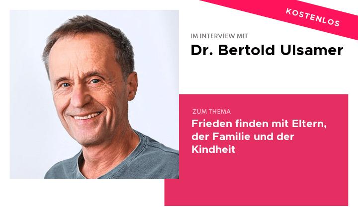 Dr. Bertold Ulsamer