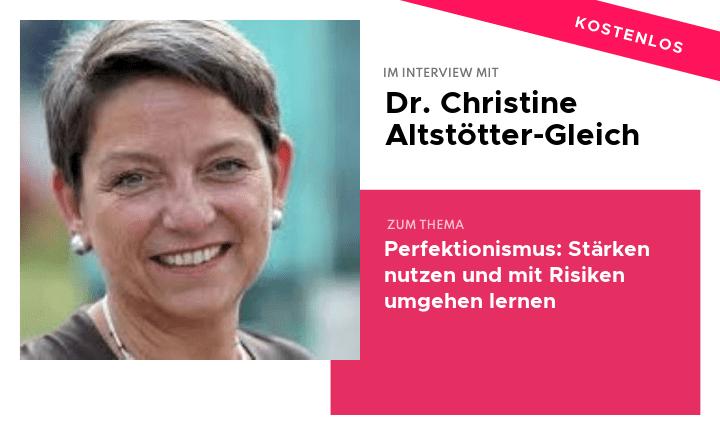 Dr. Christine Altstötter-Gleich