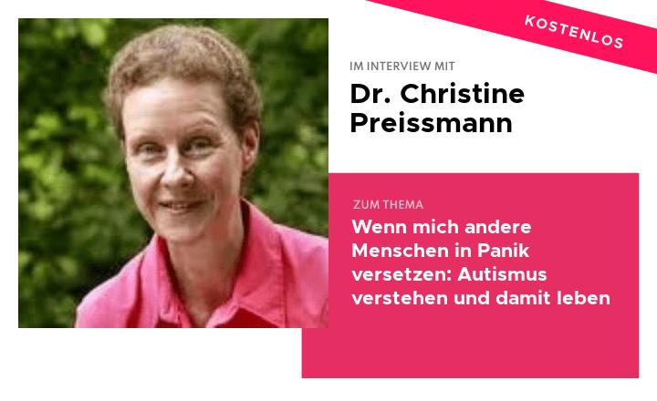 Dr. Christine Preissmann