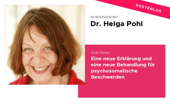 Dr. Helga Pohl