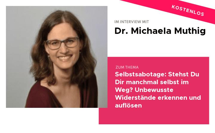 Dr. Michaela Muthig
