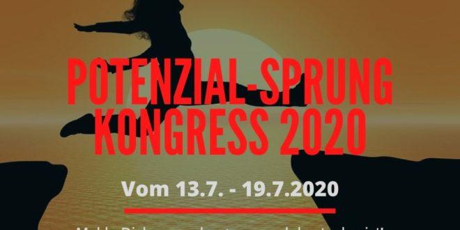 Ptenzial-Sprung-Kongress