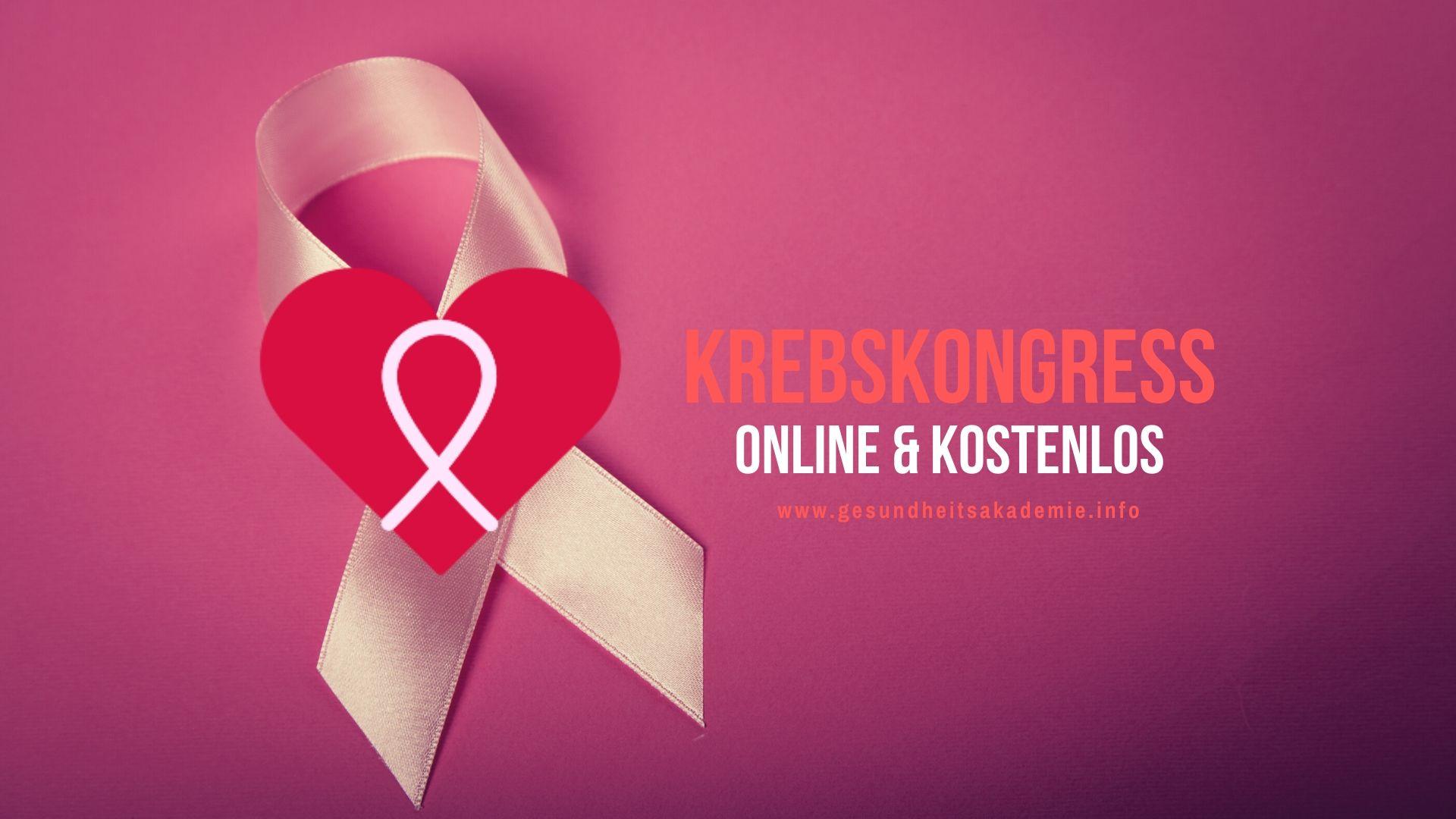 Krebs Online-Kongress 2020
