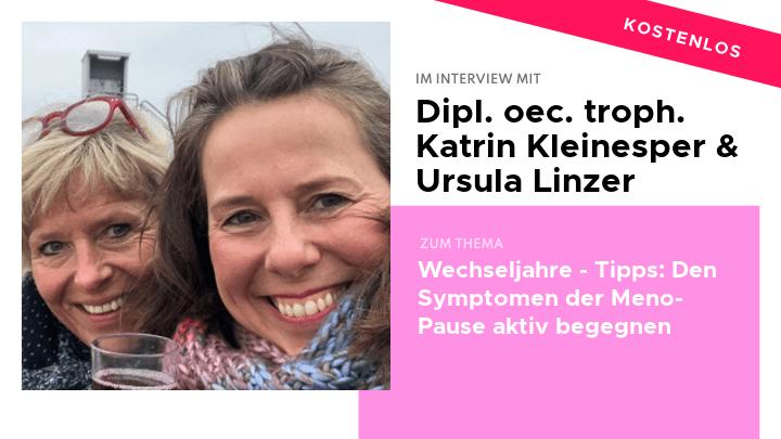 Dipl. oec. troph. Katrin Kleinesper & Ursula Linzer