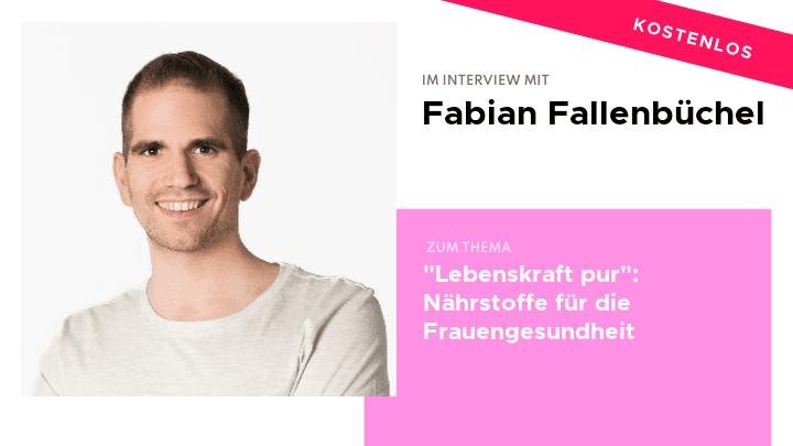 Fabian Fallenbüchel Frauengesundgehts-Kongress