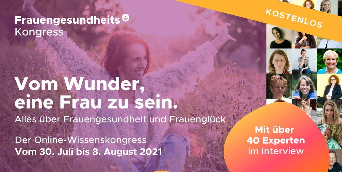 Frauengesundheits-Kongress & Frauenglück 2021