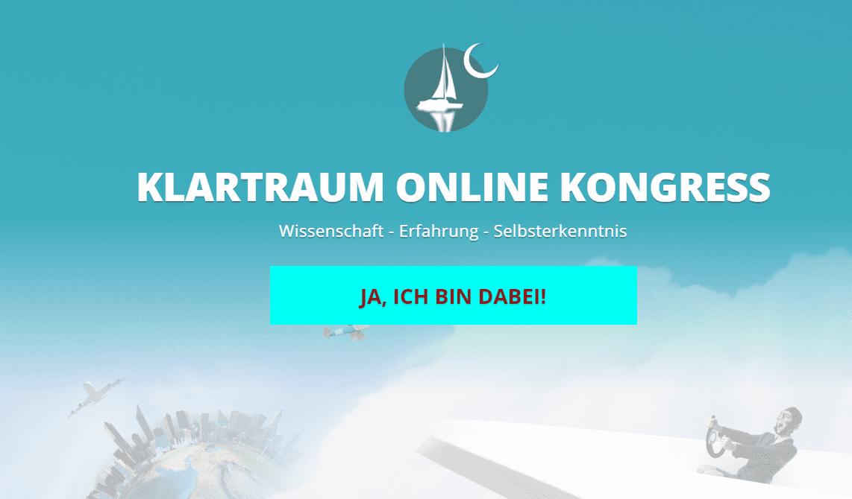 Klartraum Online-Kongress 2020 Klartraumclub