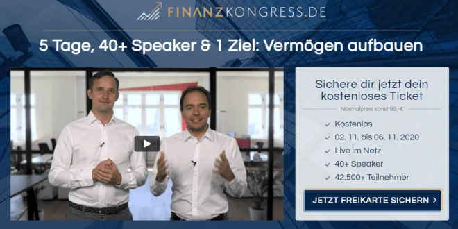 Der Finanzkongress 2020