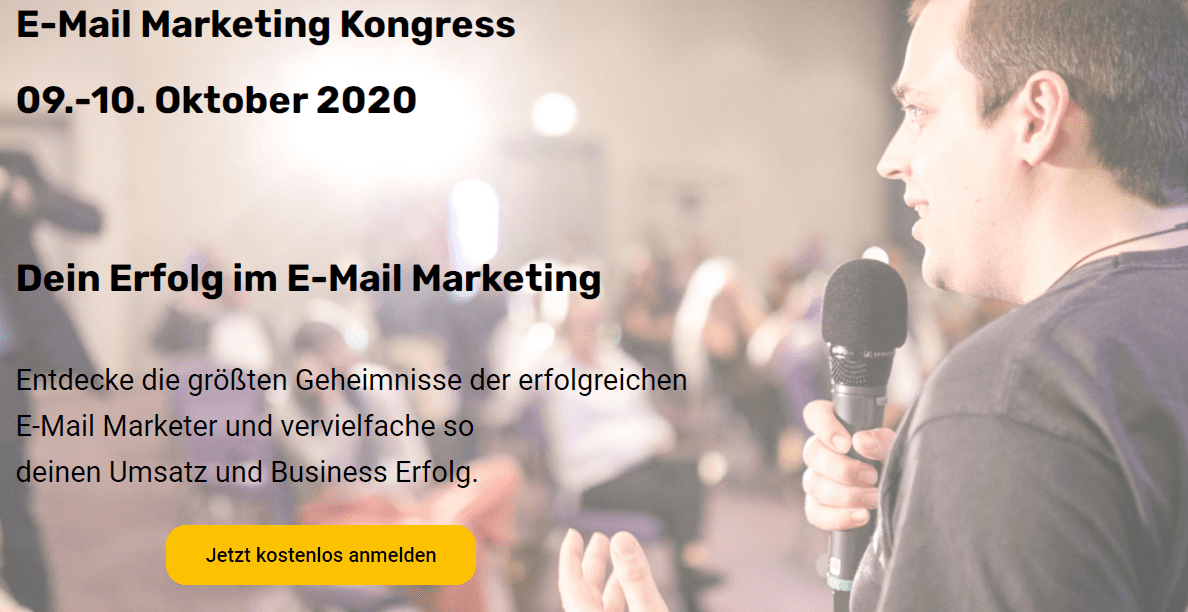 E-Mail Marketing Kongress