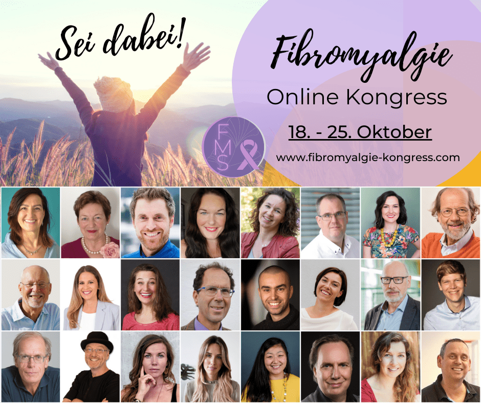 Fibromyalgie Online-Kongress 2020