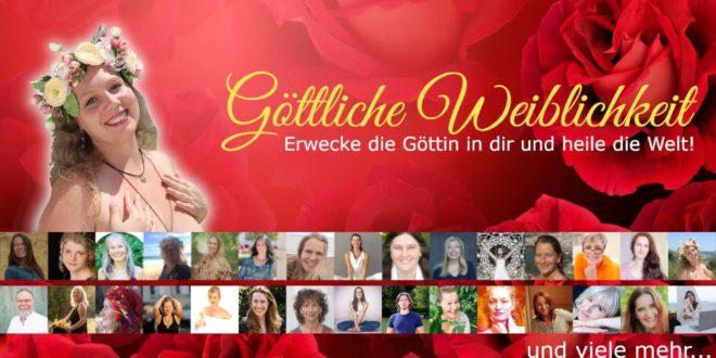 Göttliche Weiblichkeit Online-Kongress