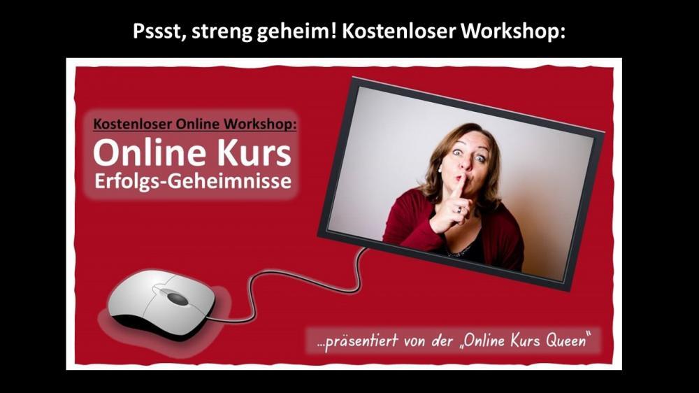 Online Kurs Erfolgs-Geheimnisse Meike Hohenwarter