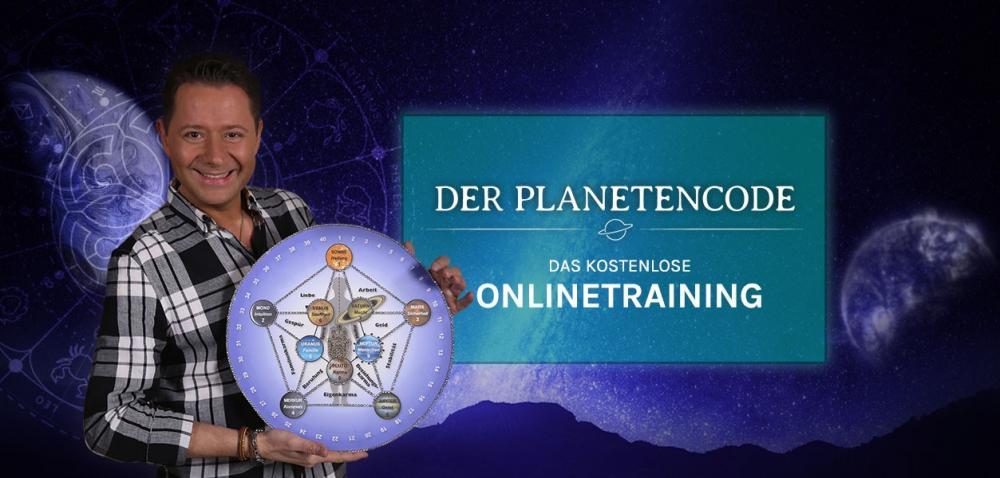 Planetencode Vadim Tschenze