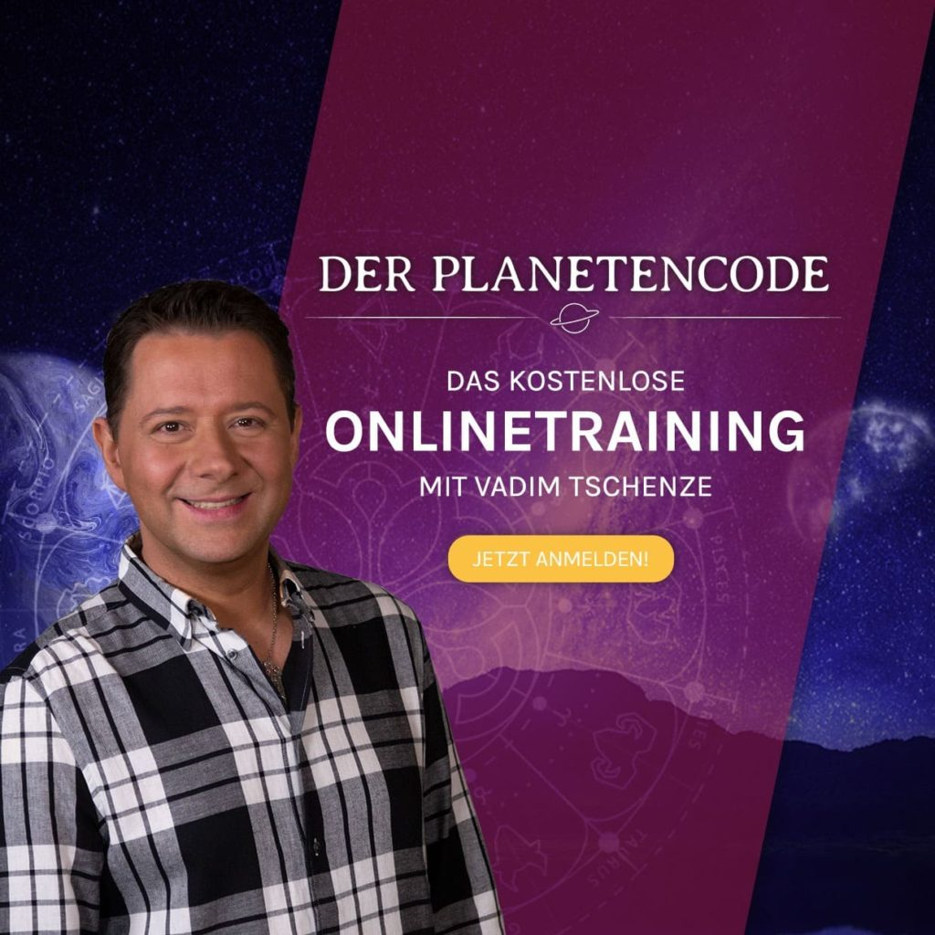 Vadim Tschenze planetencode online-training