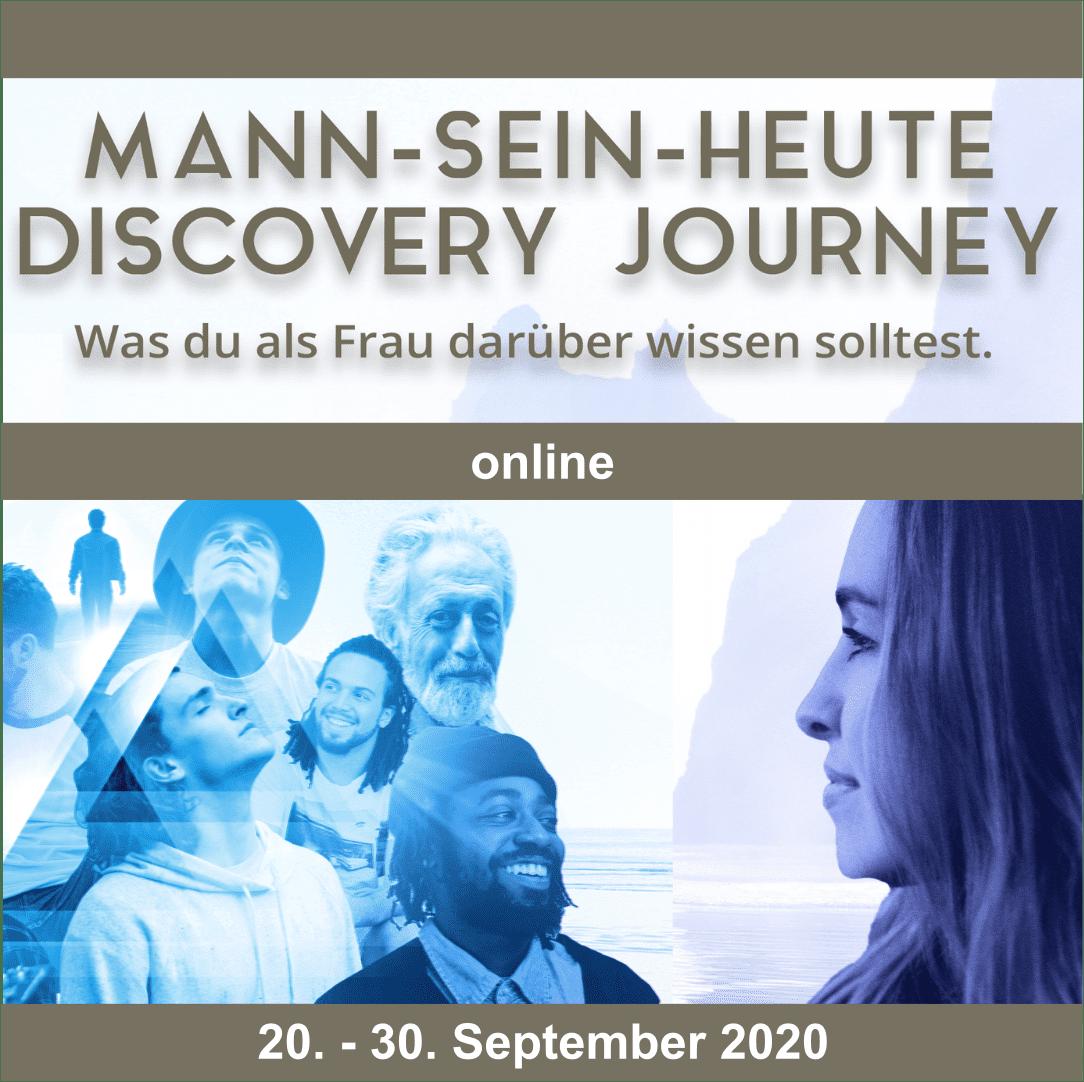 Mann-Sein-Heute Discovery Journey 2020