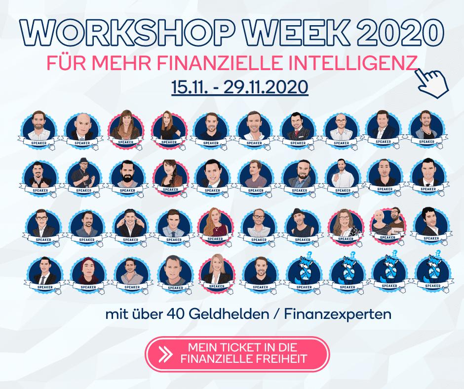 Geldhelden Workshop Week 2020