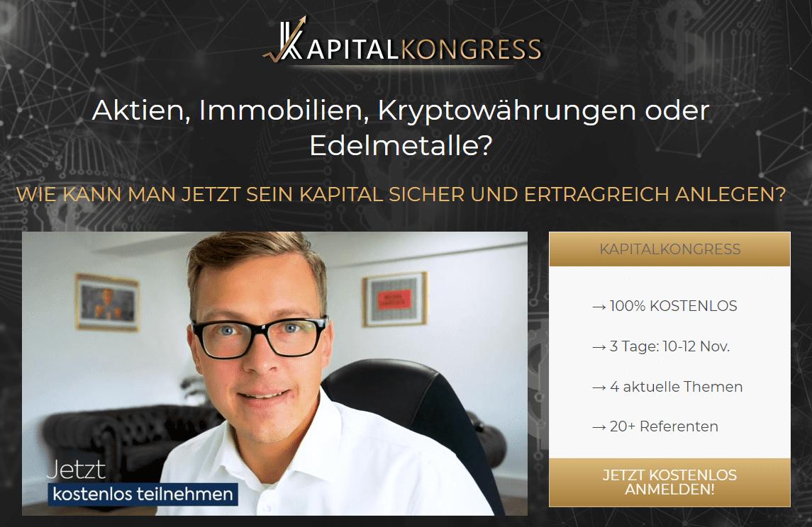 Online Kapitalkongress 2020