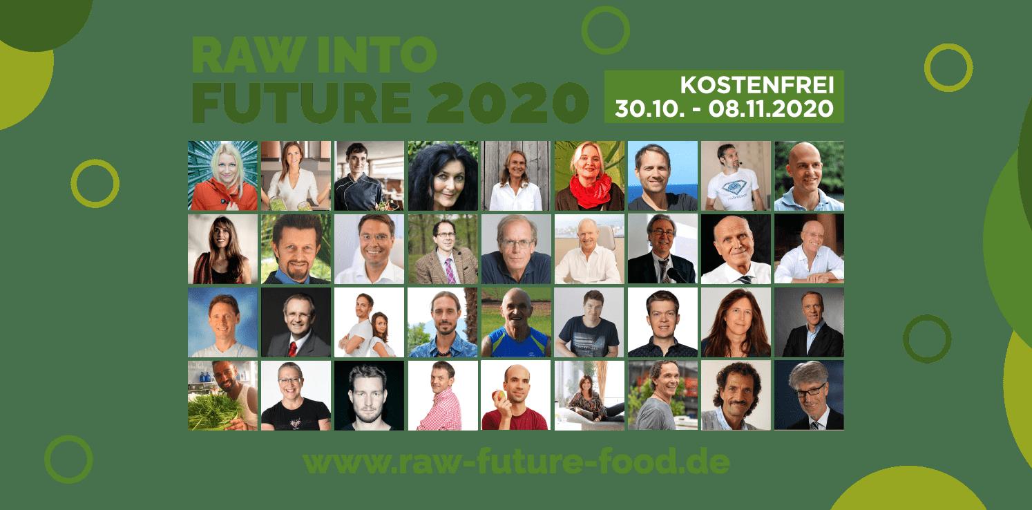 Raw Into Future Kongress 2020