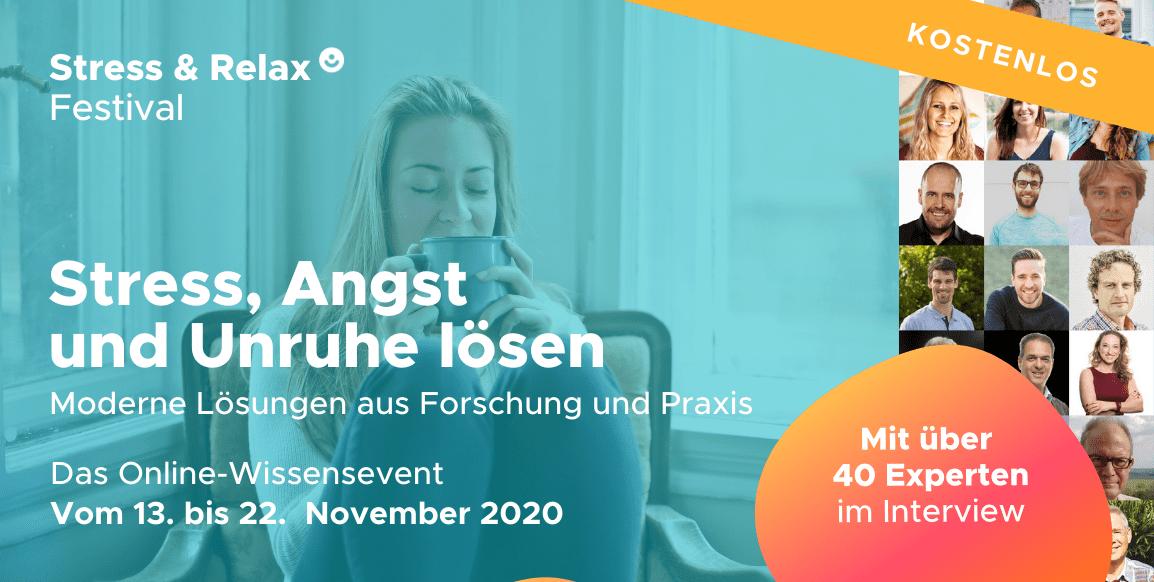 Stress & Relax Festival 2020