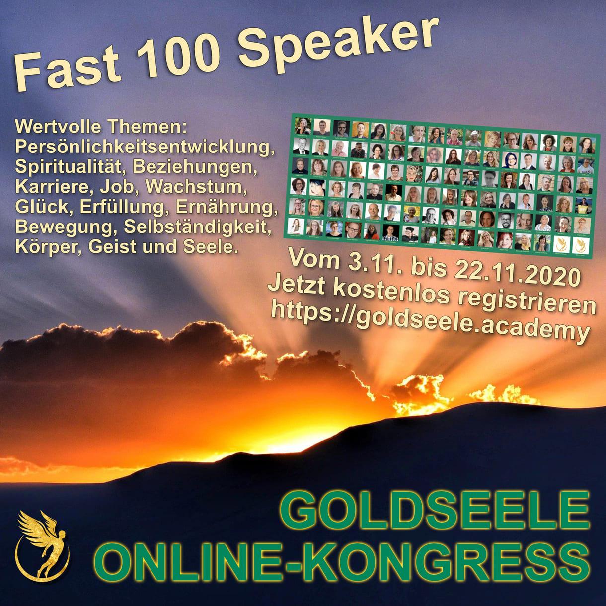 Goldseele Online-Kongress 2020