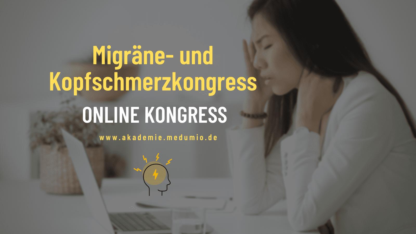 Migräne und Kopfschmerz Online-Kongress 2020