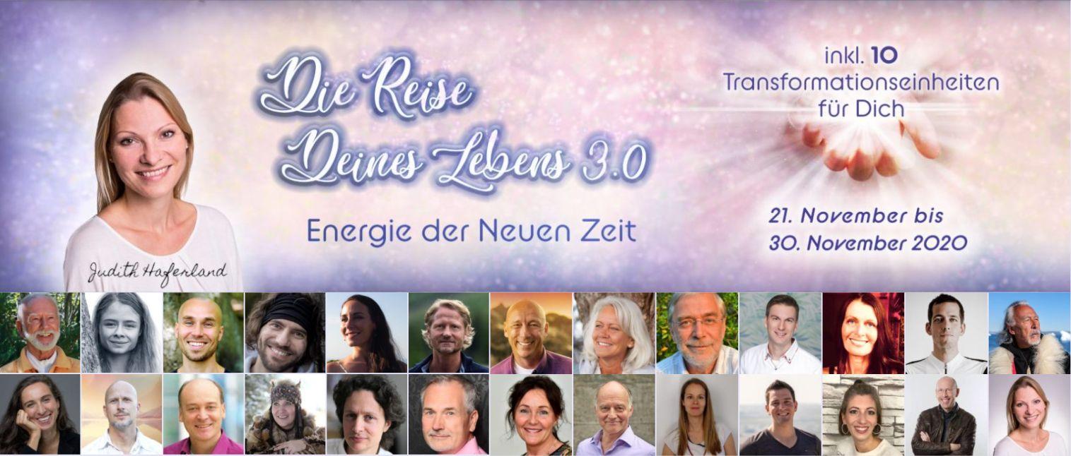 Die Reise Deines Lebens 3 Online-Kongress 21.11.2020