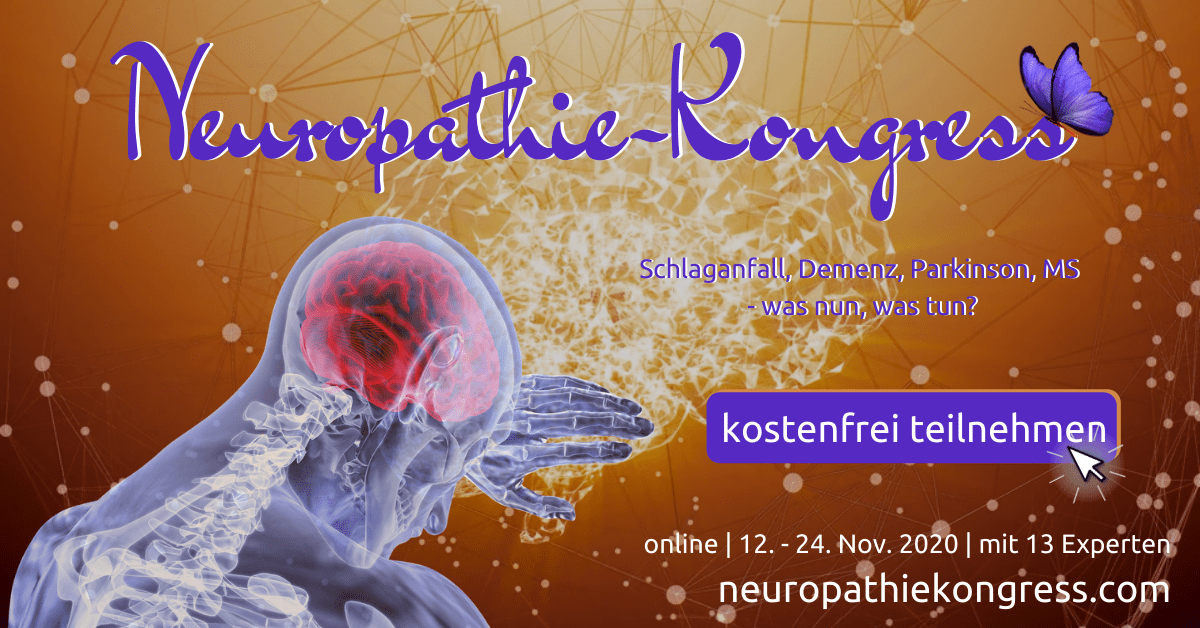Neuropathie-Kongress 2020 Schlaganfall, Demenz, Parkinson